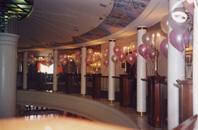Воздушные шары на День Святого Валентина